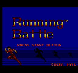 Running Battle