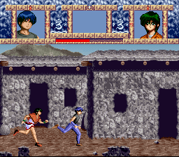 3x3 Eyes - Juuma Houkan - Download - ROMs - Super Nintendo