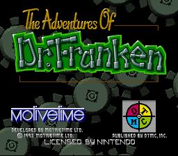 Adventures of Dr. Franken, The