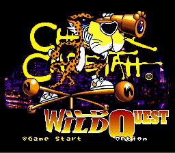 Chester Cheetah - Wild Wild Quest
