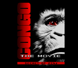 Congo The Movie - Secret of Zinj