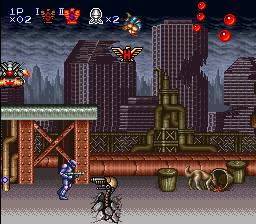 Contra III - The Alien Wars - Download - ROMs - Super