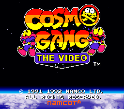 Cosmo Gang - The Video
