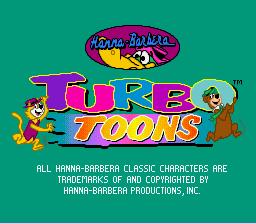 Hanna Barbera 039 s Turbo Toons - Download - ROMs - Super Nintendo