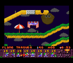 Lemmings 2 - The Tribes