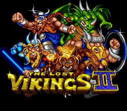 Lost Vikings II, The