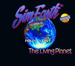 Sim Earth - The Living Planet