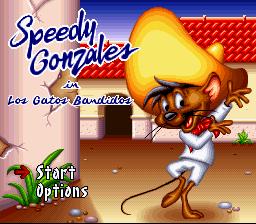 Speedy Gonzales - Los Gatos Bandidos