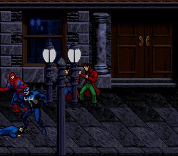 Spider-Man & Venom - Separation Anxiety