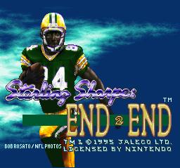 Sterling Sharpe - End 2 End