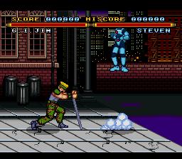 Street Combat