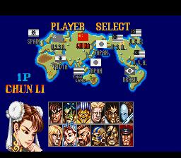 Street Fighter II Turbo - Hyper Fighting