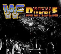 WWF Royal Rumble - Download - ROMs - Super Nintendo