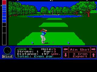 Jack Nicklaus' Turbo Golf